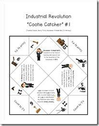 Industrial Revolution Worksheets by Social Studies On Industrial Revolution