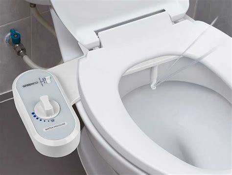 electric bidet toilet seat attachment cool tools