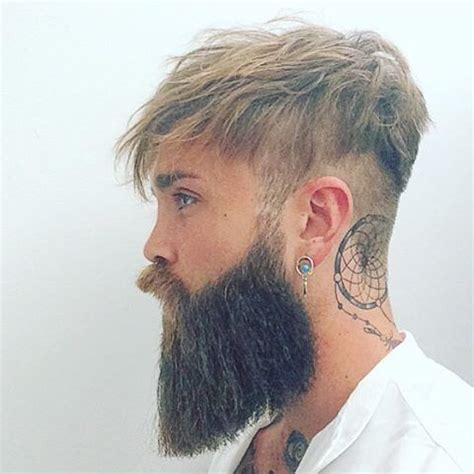 hipster haircut for men in the 21st century hipster haircut with beard 243 best images about barbas on