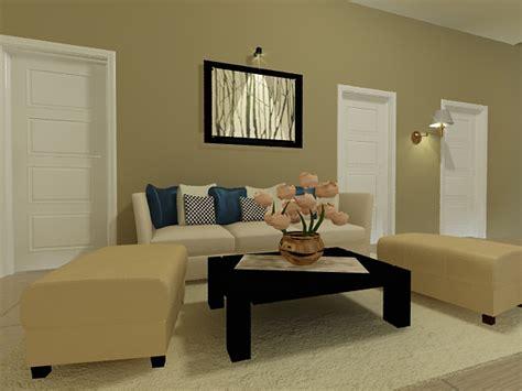 Interior Design Livingroom Living Room 2nd Floor American Style House Jakarta