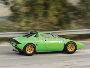 Best Auto Upholstery Lastcarnews Pistachio Green Suits This Lancia Stratos Hf
