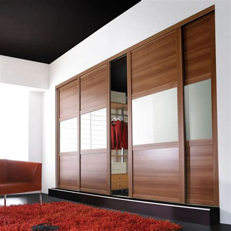 Sliding Wardrobes World by Chunky Shaker Style Standard Size Sliding Wardrobe Doors
