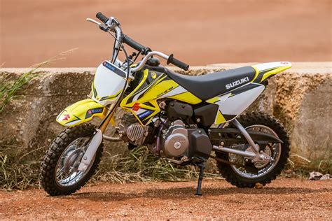 Suzuki 70 Dirt Bike 2016 Suzuki Dr Z70 Review With Mxtv