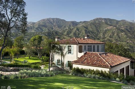 1938 Spanish Colonial Revival Home In Santa Barbara, CA