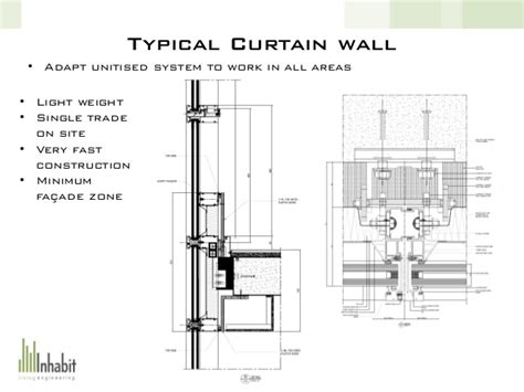 curtain wall to slab detail curtain wall to slab detail decorate the house with
