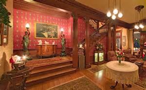 churchill manor bed and breakfast interior napa ca