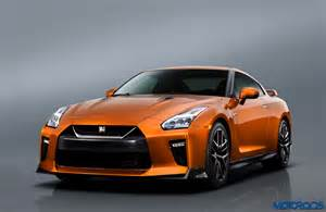 Nissan Gt 4 2017 Nissan Gt R Debuts At The New York International Auto