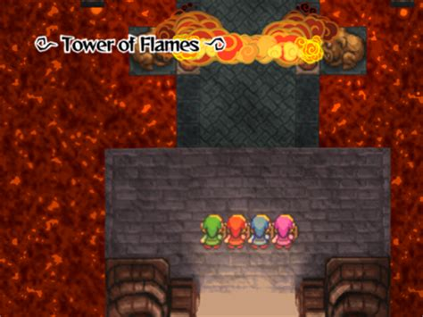 Flames Zela tower of flames wiki