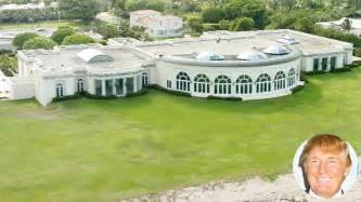 donald houses top 10 celebrity estates in north america