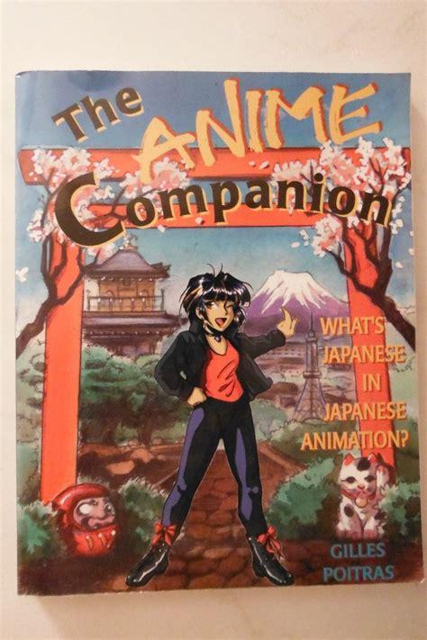 libro tokyo ghost 2 unos libro the anime companion by gilles poitras whats japanese 399 00 en mercado libre