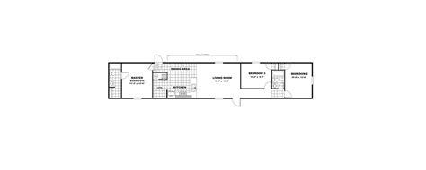 The Lewis By Tru Mh Magnolia Estates Vicksburg Tru Manufactured Homes Floor Plans