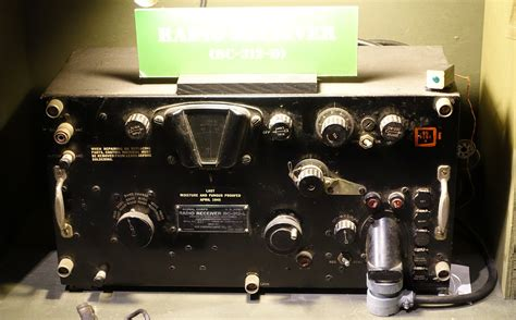 fileradio receiver bc   designed   army signal