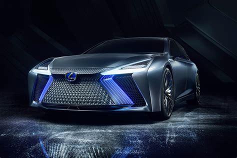 lexus ads 2017 lexus unveils its autonomous ls concept urdesignmag