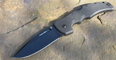 cold steel 1 cold steel recon 1 review the pocket knife