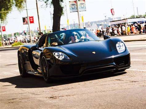 Sabuk Auto 05 Porsche 918 Spyder Recall Karena Masalah Sabuk Pengaman