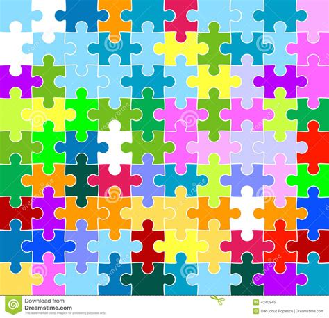 pattern quiz games jigsaw puzzle pattern royalty free stock photo image
