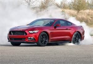 Black Mustang With Silver Stripes Car Pro 2016 Ford Mustang Receives Iconic 1960s Trim