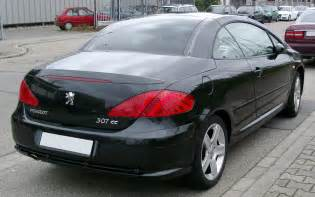 307cc Peugeot File Peugeot 307cc Rear 20080414 Jpg Wikimedia Commons
