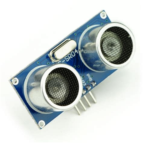 Sensor Jarak Hc Sr04 hc sr04 ultrasonic sensor