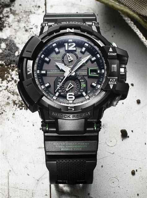 baselworld 2013 casio s newest g shock gravity defier