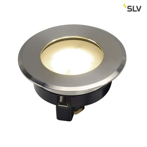 recessed light cover led recessed light dasar flat led 230v stainless steel