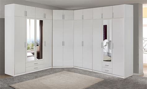 armoire d angle chambre armoire d angle 2 portes spectral blanc