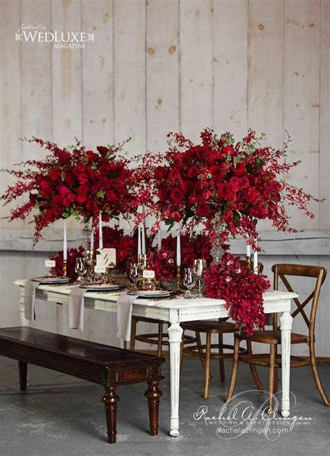 Marsala: 2015 Pantone Color of the Year   Wedding