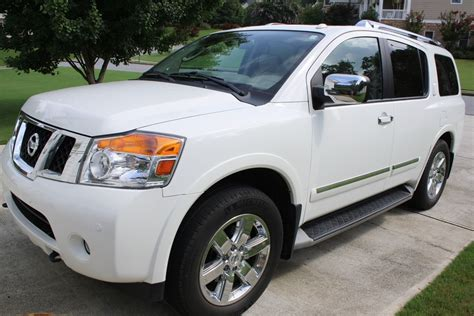 automotive air conditioning repair 2005 nissan armada electronic toll collection 2011 nissan armada platinum 4d utility 4wd diminished value car appraisal