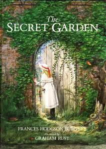 book review secret garden chapter