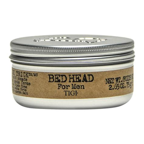 bed head pomade tigi bed head for men slick trick pomade 75g free