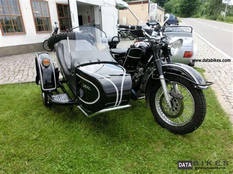 ural retro sidecar motorcycle 2007 ural retro