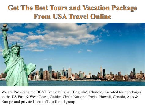best tours usa get the best tours and vacation package from usa travel