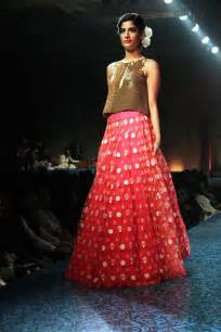 Spring evening wear latest collection by manish malhotra at mijwan