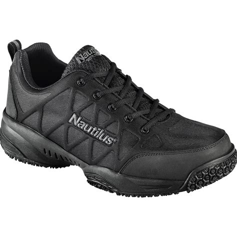 composite toe athletic shoes composite toe slip resistant work athletic shoe nautilus
