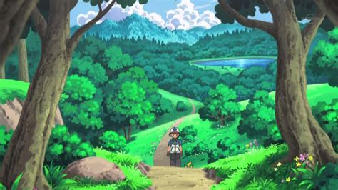 pokemon  wishes anime bgm route  youtube