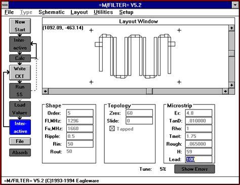 high pass filter design using microstrip bandpass filter august 2015