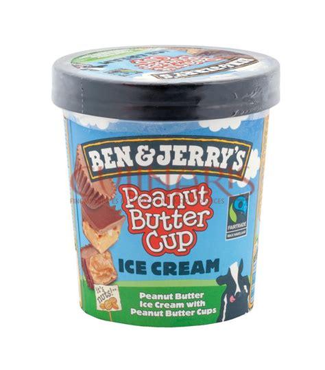 Ben & Jerry's Peanut Butter Cup 500ml     Culinaris.hu