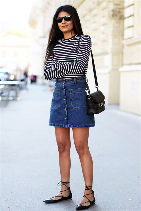will button front skirts trend this year you bet they