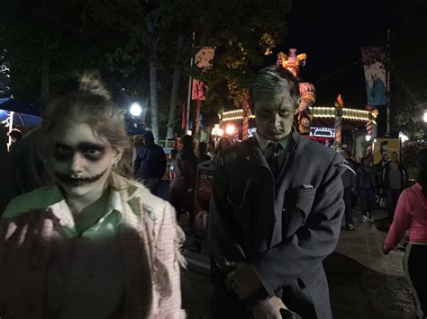A Day S Fright 2015 six flags great adventure fright review gamingshogun