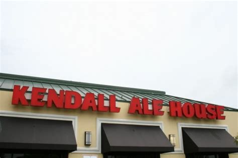 kendall ale house kendall ale house east kendall pinecrest brewery seafood restaurant miami new times