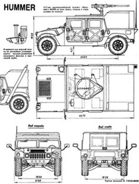 1000+ images about Blueprints on Pinterest   Hummer h1