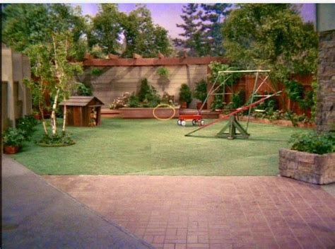 backyard astroturf 35 best images about brady bunch on pinterest hippie