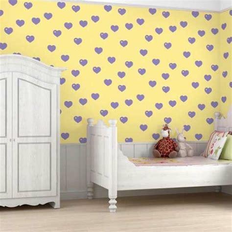 chambre color馥 un papier peint design pour votre maison