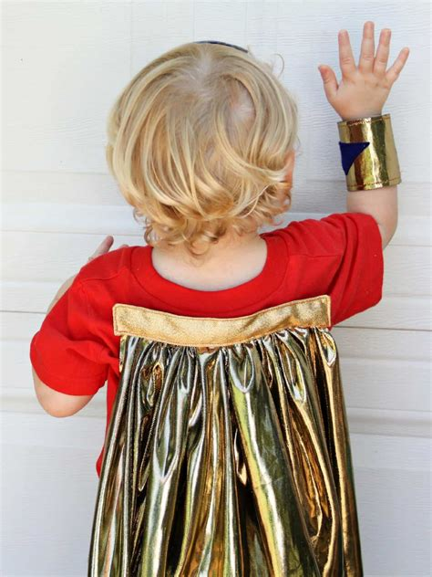 Simple Dress Pattern For Little Girl