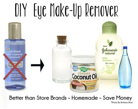 diy eye makeup remover eye makeup remover cosmetics