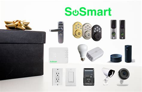 list of smart home devices smart home sosmart security