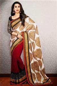 Karishma kapoor bollywood celebrity saree collection 2013 indian sari
