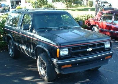 old car manuals online 1994 chevrolet blazer on board diagnostic system 1994 chevrolet blazer owner s manual auto services