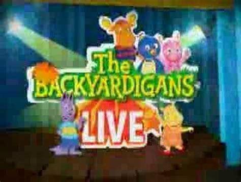 Backyardigans Live On Stage The Backyardigans Live