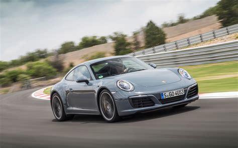 porsche 911 4s 2017 porsche 911 4s targa and turbo s we re